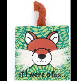 Jelly Cat If I were a fox Book