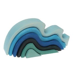 Grimm's Spiel & Holz Design Water Waves, Small