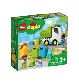 LEGO LEGO Duplo, Garbage Truck with Recycling