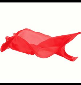 Sarah's Silks Mini Play Silks, Red