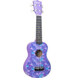 Amahi Ukulele Amahi Ukulele, Purple Mermaid