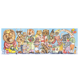 Djeco 100 pcs. Gallery Puzzle, King's Party