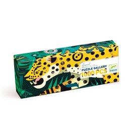 Djeco 1000 pcs. Gallery Puzzle, Leopard
