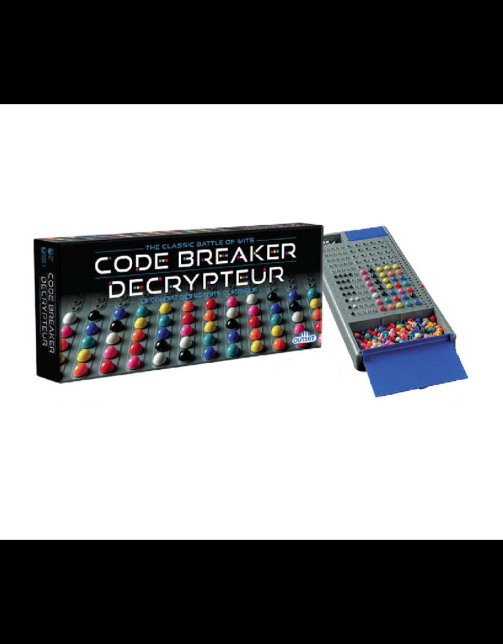 Outset Media Code Breaker