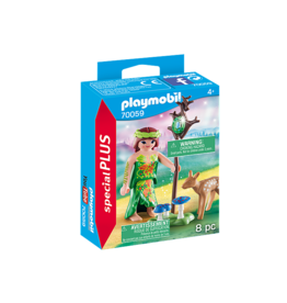 Playmobil Special Plus Fairy with Deer