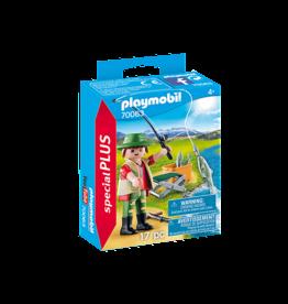 Playmobil Special Plus Fisherman