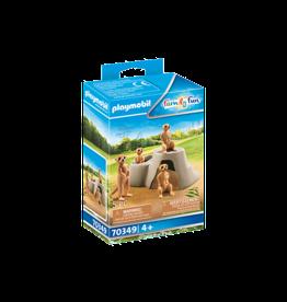 Playmobil Meerkats