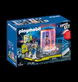 Playmobil SuperSet, Galaxy Police Rangers