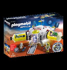 Playmobil Mars Space Station