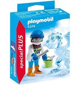 Playmobil Ice Sculptor