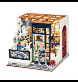 Hands Craft DIY Miniature Dollhouse Kit, Nancy's Bake Shop