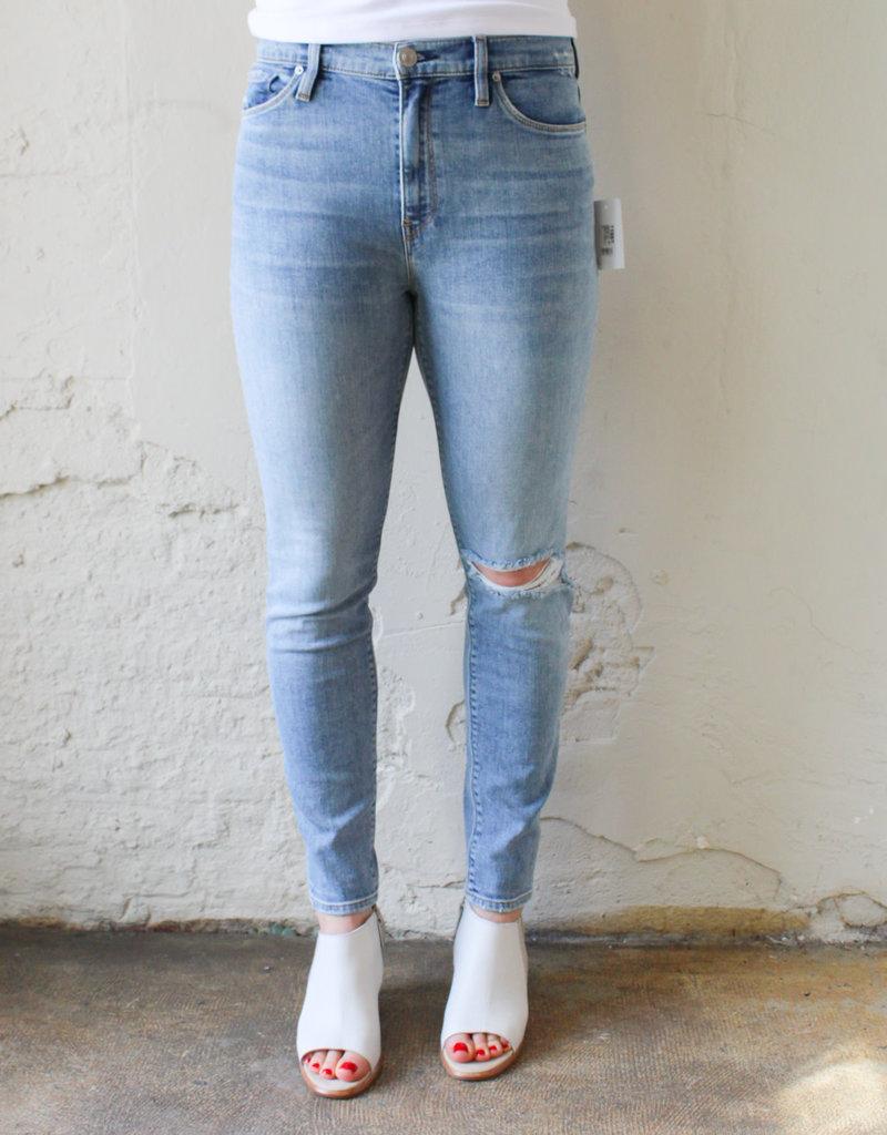 Hudson Barbara High-Rise Super Skinny Ankle