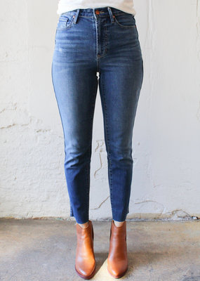 Dear John Denim Gisele High-Rise Skinny Ankle