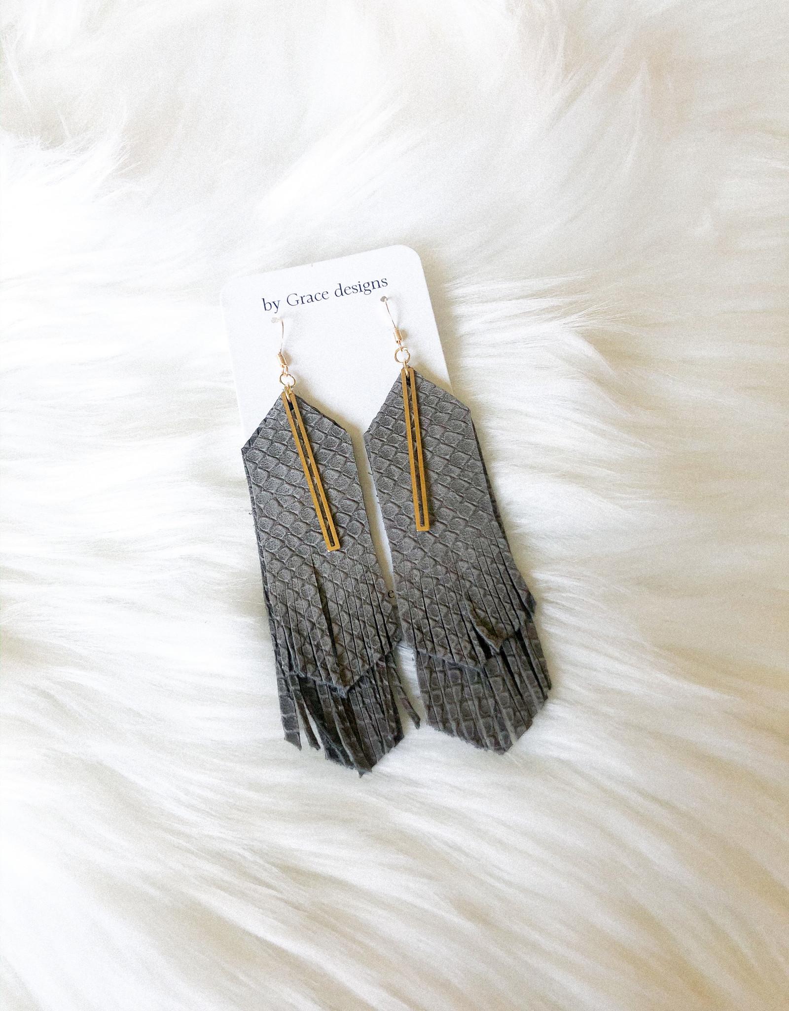 Jamie Williams Lola Fringe Earrings