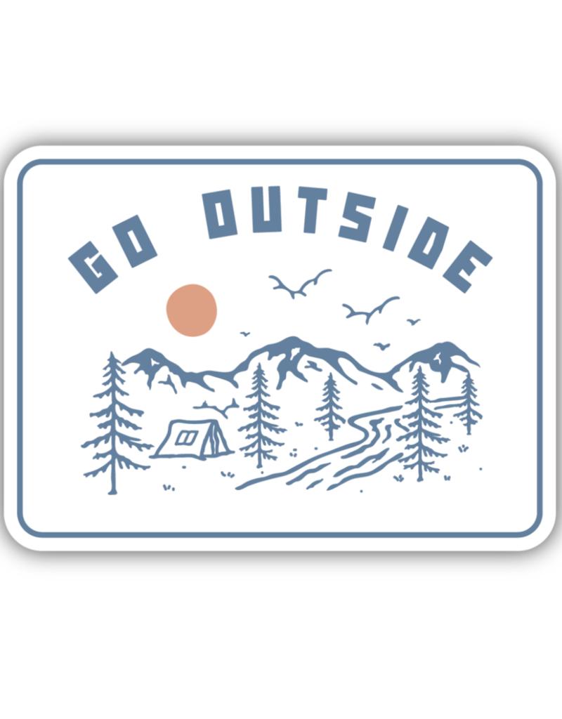 Stickers Northwest SNW-Go Outside, Sticker-2