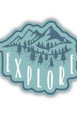 Stickers Northwest SNW-Explore Sticker
