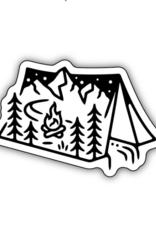 Stickers Northwest SNW-Tent Scene Sticker