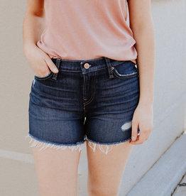 Hudson Gemma Mid-Rise Shorts