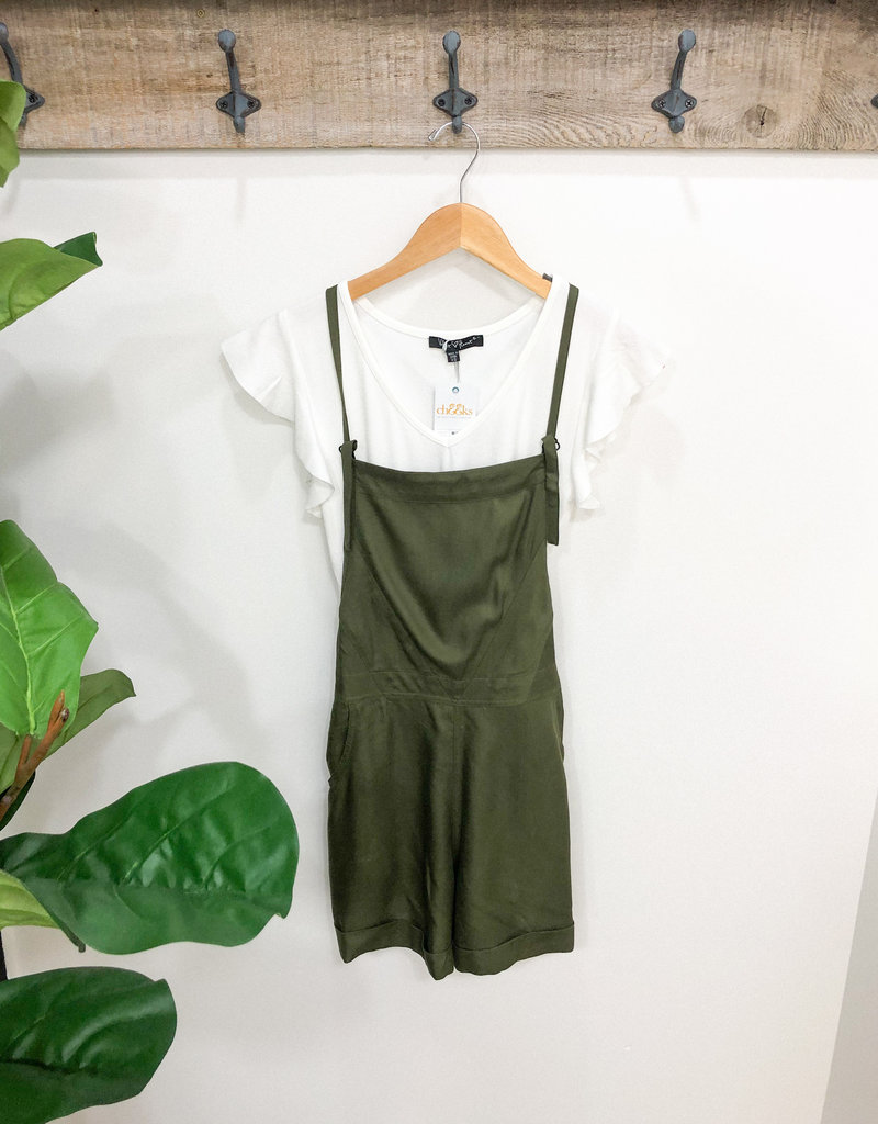 Element Rose Overall