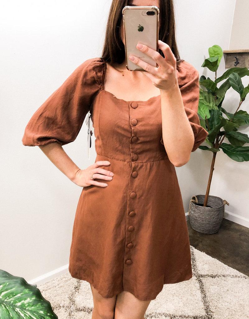 Amuse Society Raya Dress