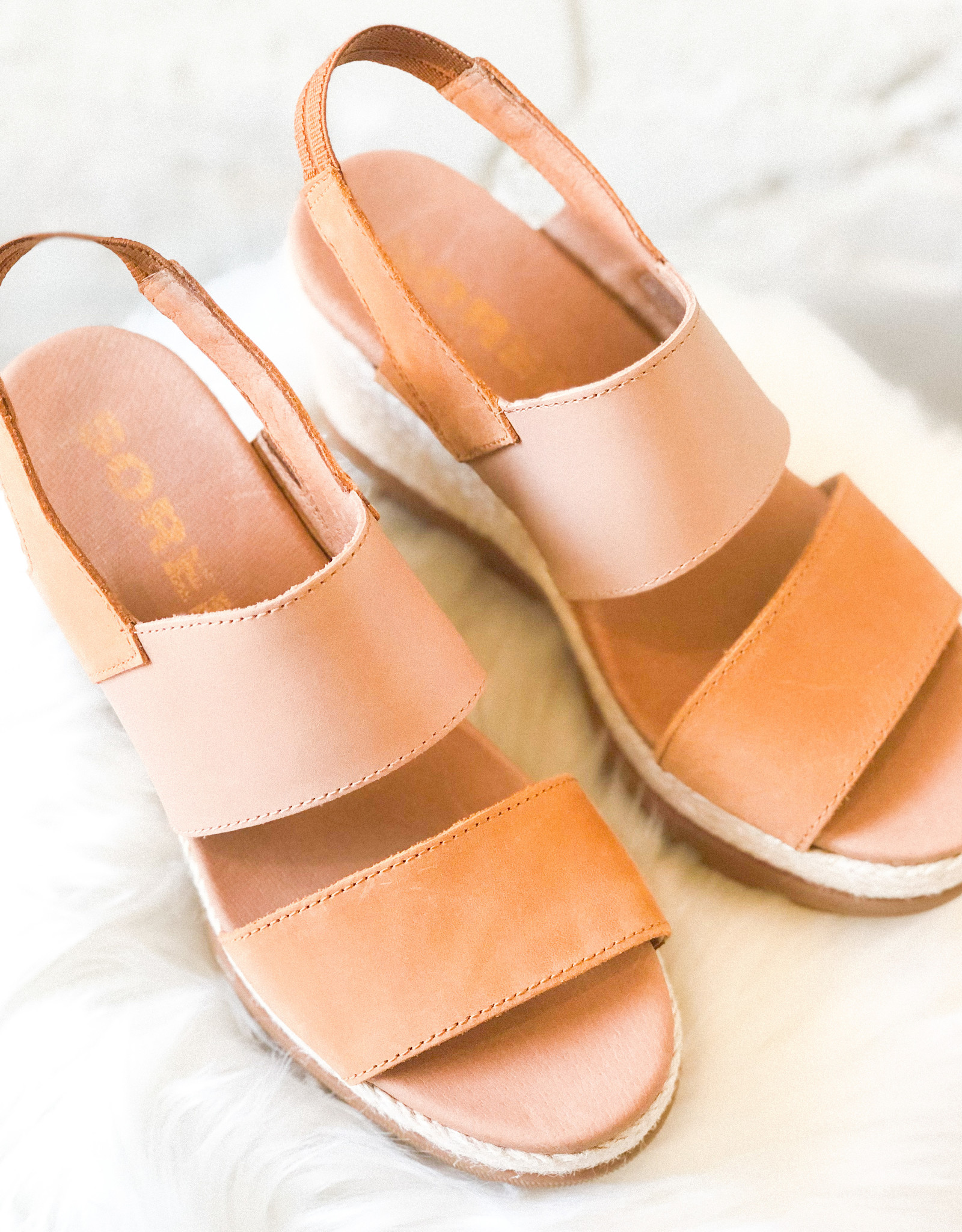 Sorel Joanie II Slingback Wedge Sandal