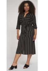 Dex Clothing Plus Shirt Dress