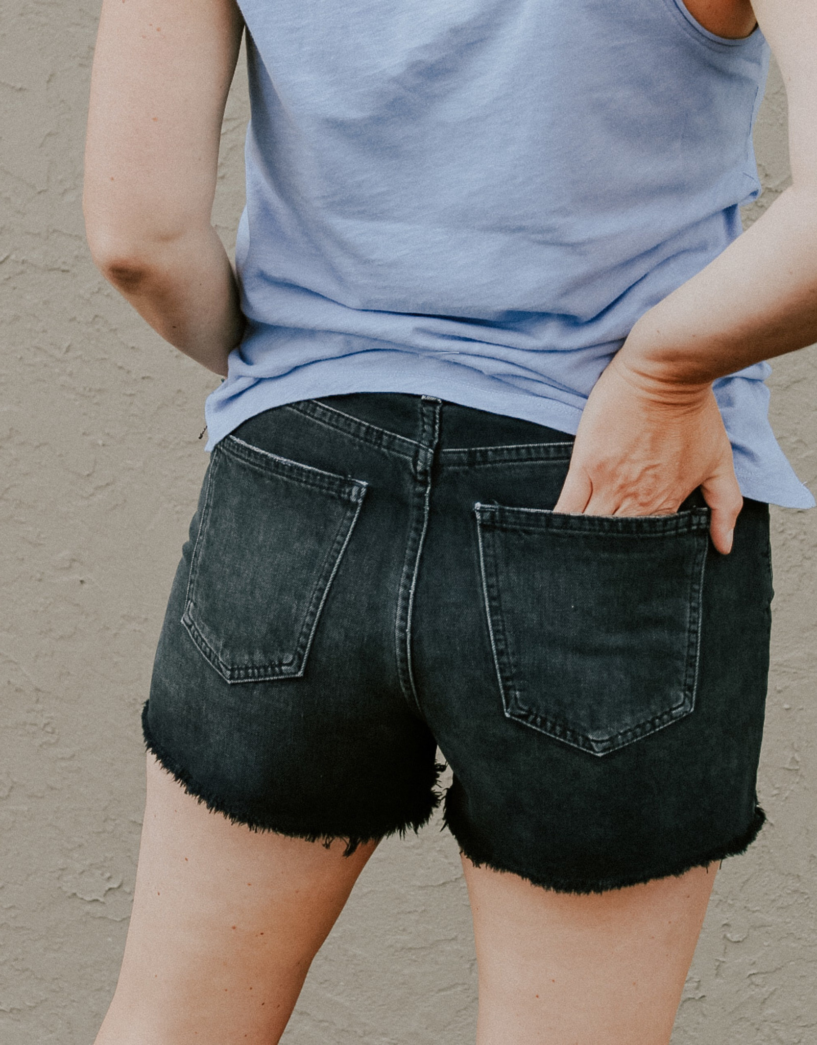 Joes Jeans High-Rise Vintage Shorts