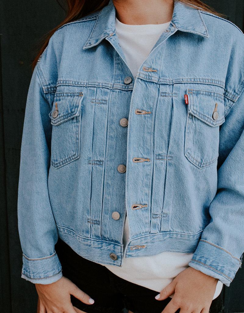 Levi Strauss & Co New Heritage Trucker Jacket