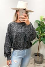 ZSupply Mason Leopard Pullover