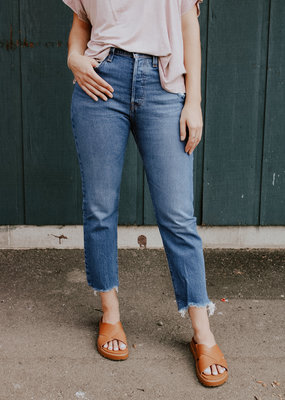 Levi Strauss & Co 501® High-Rise Crop