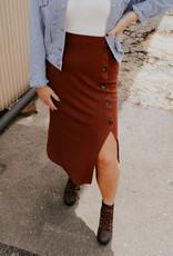 Mystree Jovie Sweater Skirt