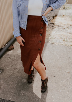 Mystree Jovie Sweater Skirt