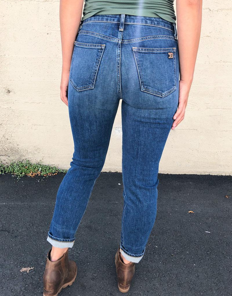 Joes Jeans Milla High-Rise Straight Leg
