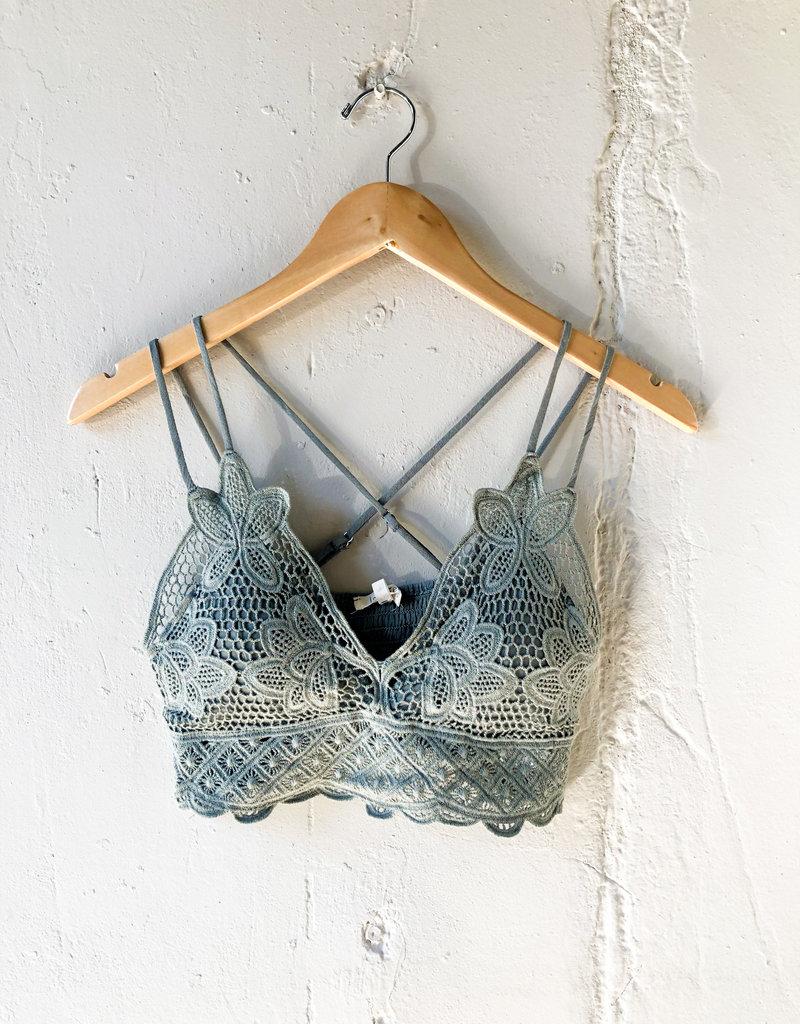 Dara Crochet Bralette