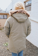 Volcom Less is More Parka