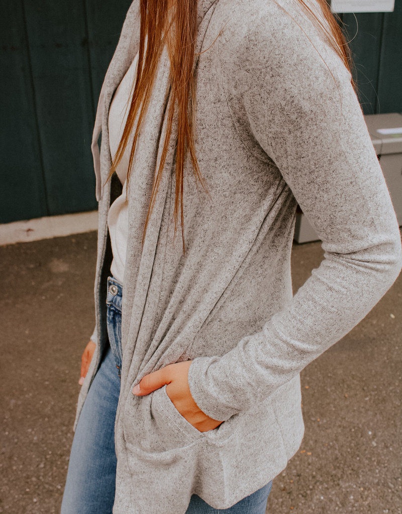 ZSupply Clay Marled Cardigan