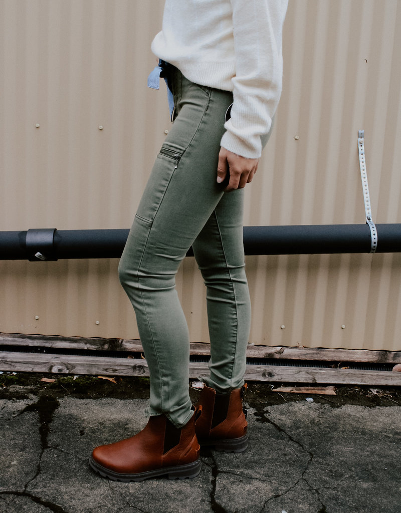 Article of Society Carly Skinny Cargo Pant