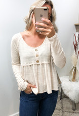 Lux Knit Top