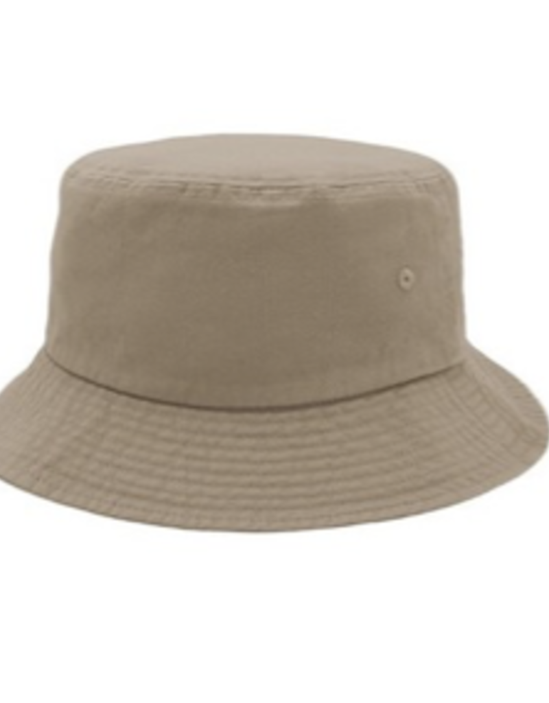 Leo Bucket Hat in Khaki