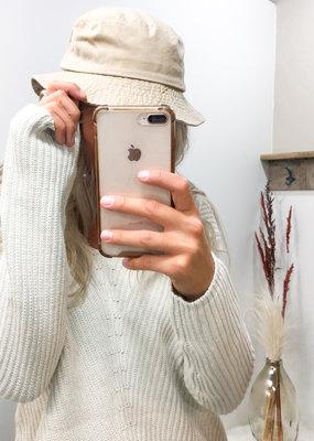 Leo Bucket Hat in Khaki