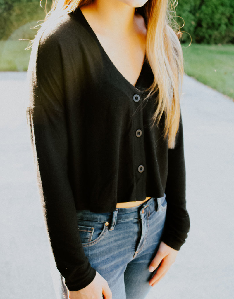 ZSupply Cher Slub Sweater Top