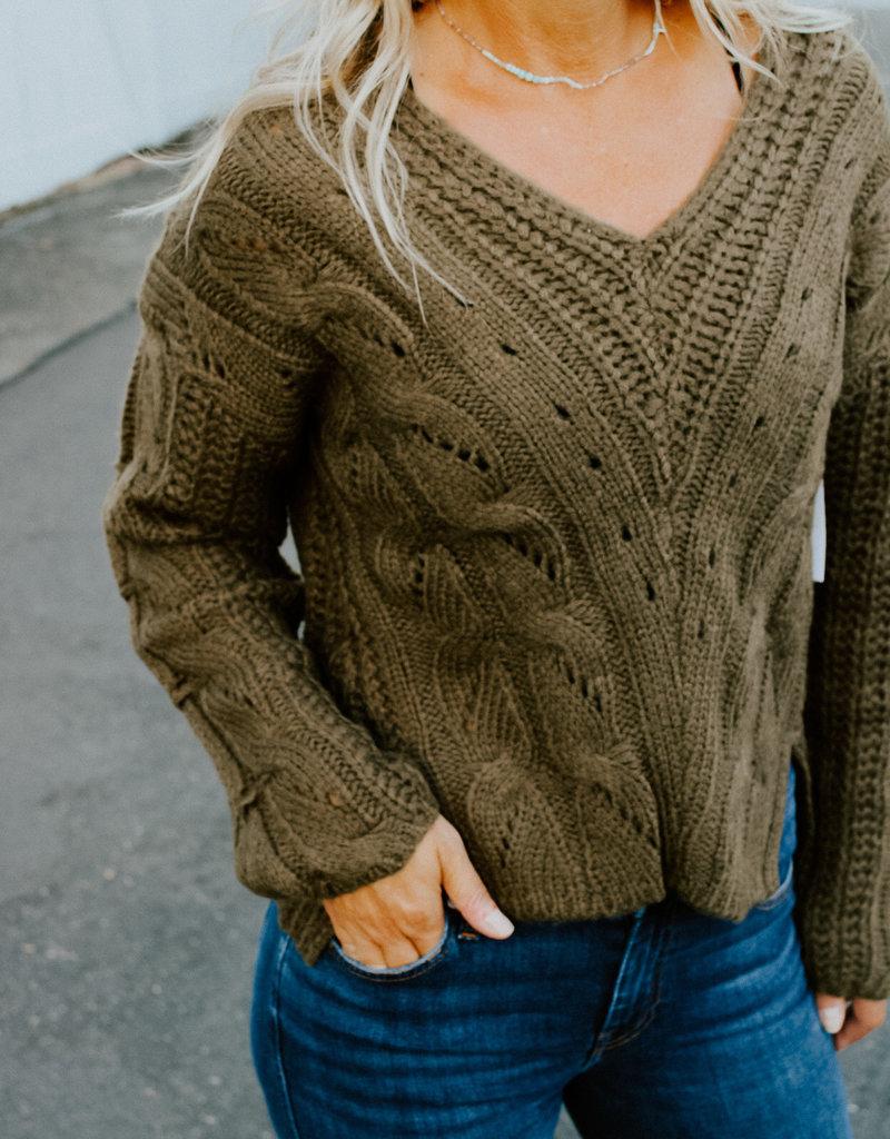 Mystree Ollie Sweater