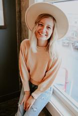Almond Roca Sweater