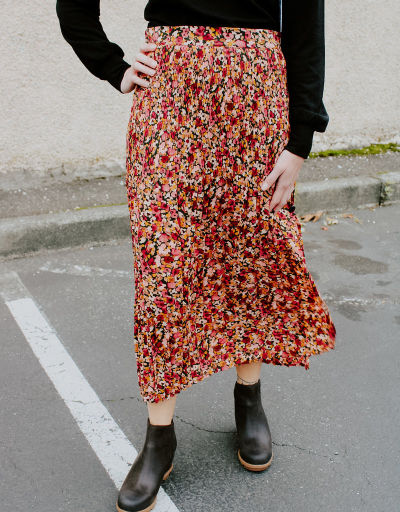 Dex Clothing Floral Scout Skirt
