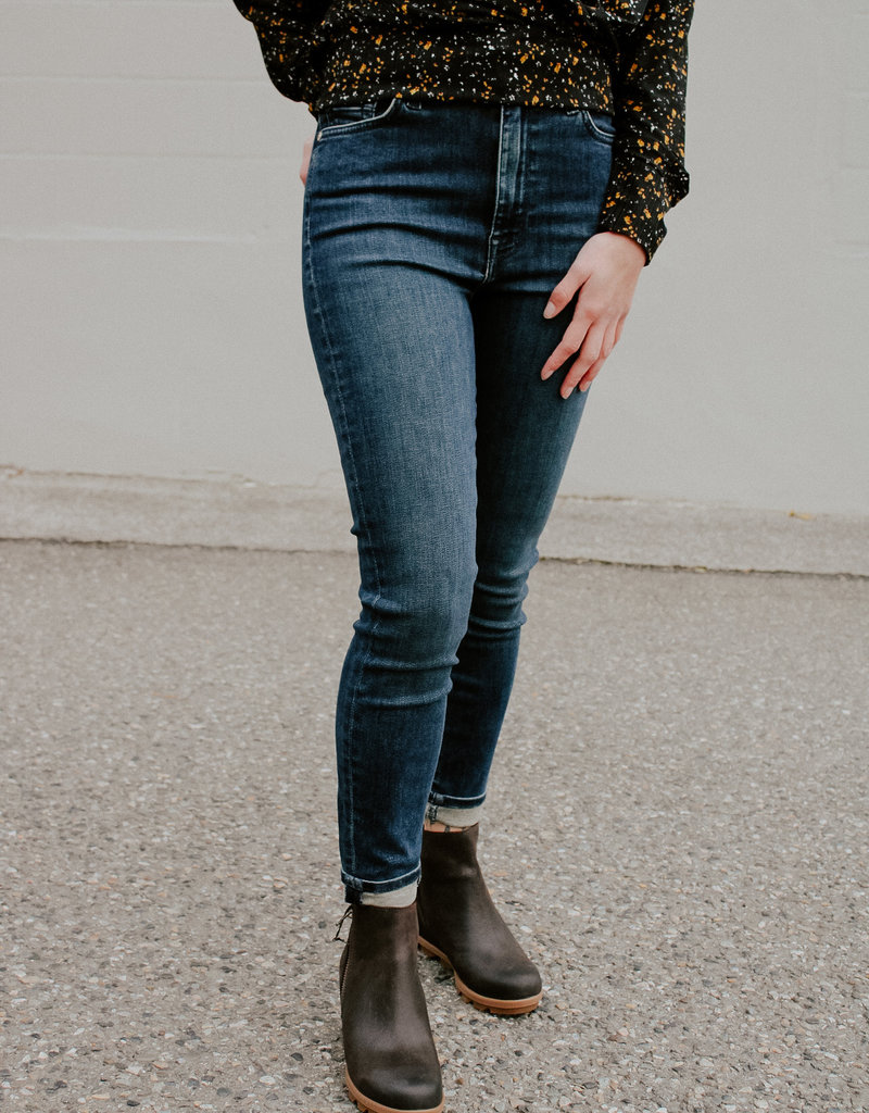 7 For All Mankind Aubrey High-Rise Skinny
