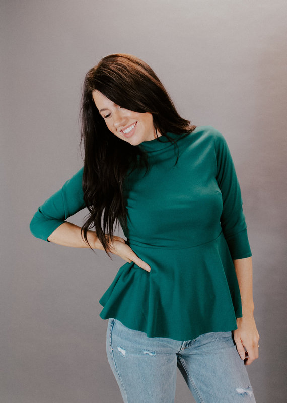 Addy Blouse
