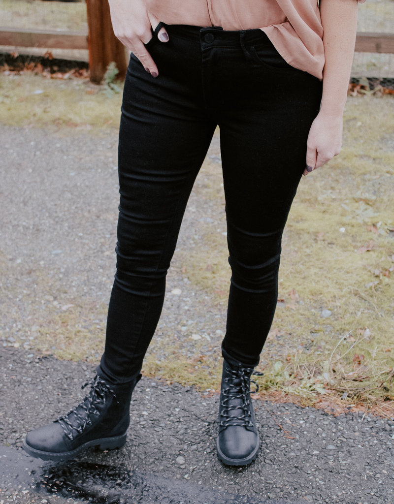 Article of Society Hilary High Rise Skinny