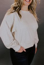 ZSupply Allie Speckled Sweatshirt