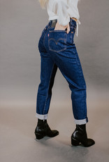 Levi Strauss & Co Wedgie Icon High-Rise