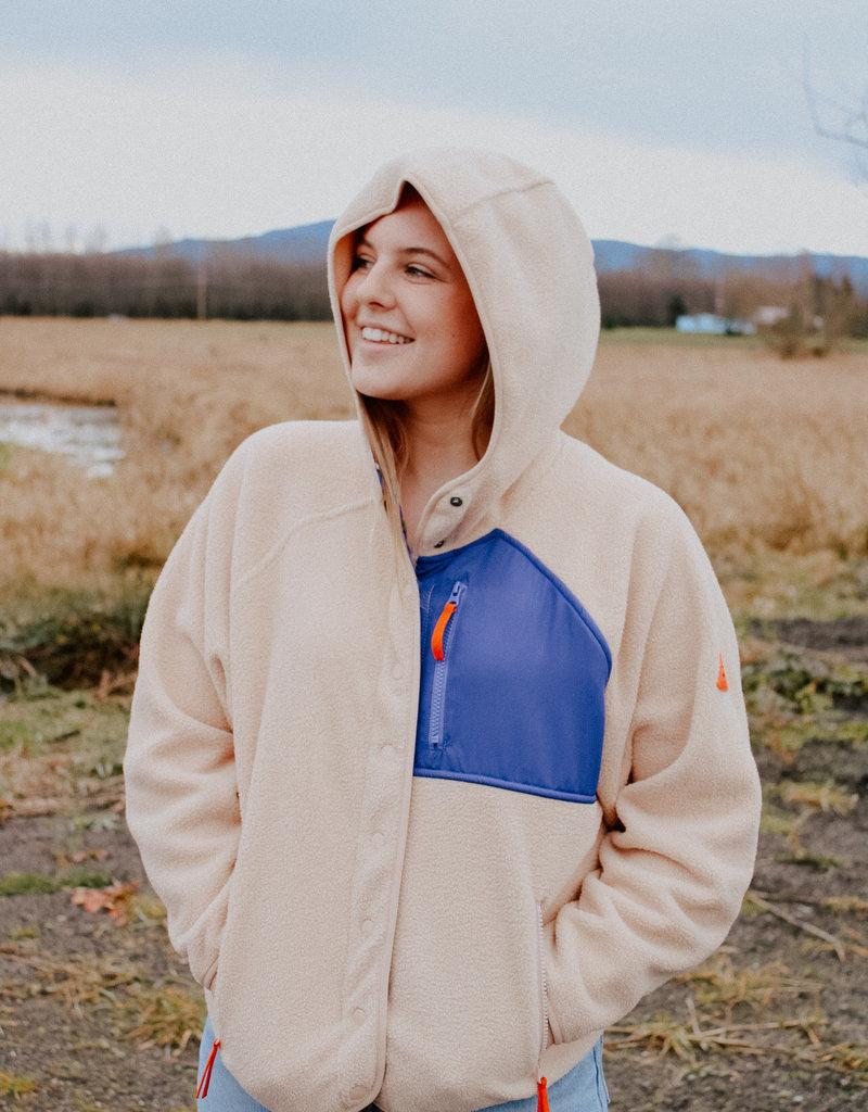 Billabong Tofino Snap Front Jacket
